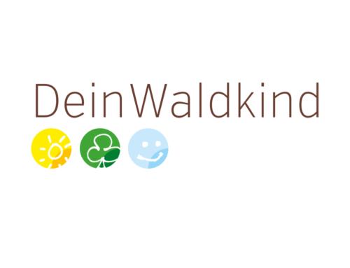 Logo-Design DeinWaldkind Naturpädagogik