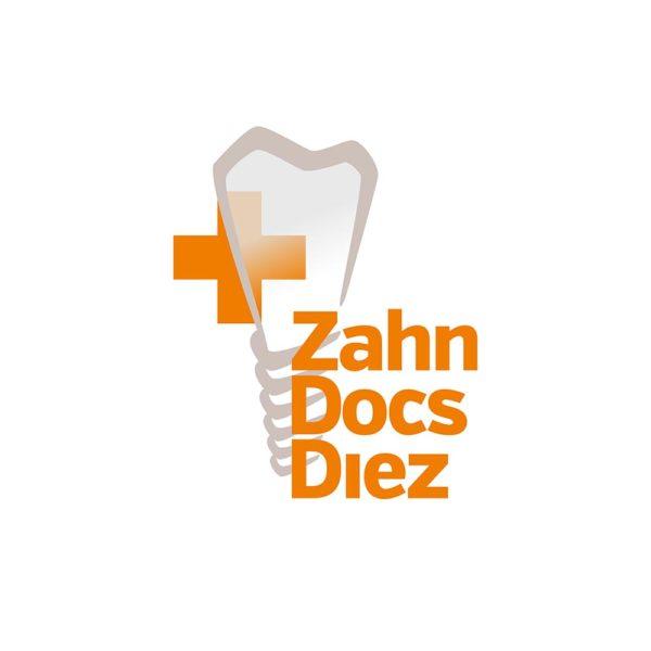 Wort-Bildmarke Zahn Docs Diez
