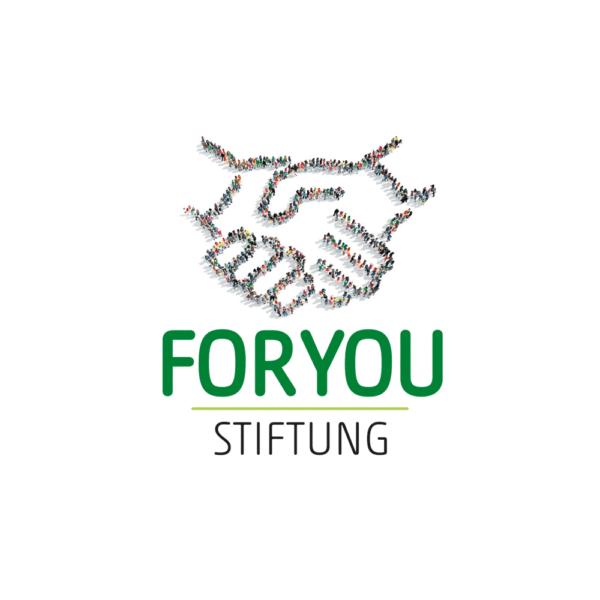 Wort-Bildmarke ForYou Stiftung Koblenz