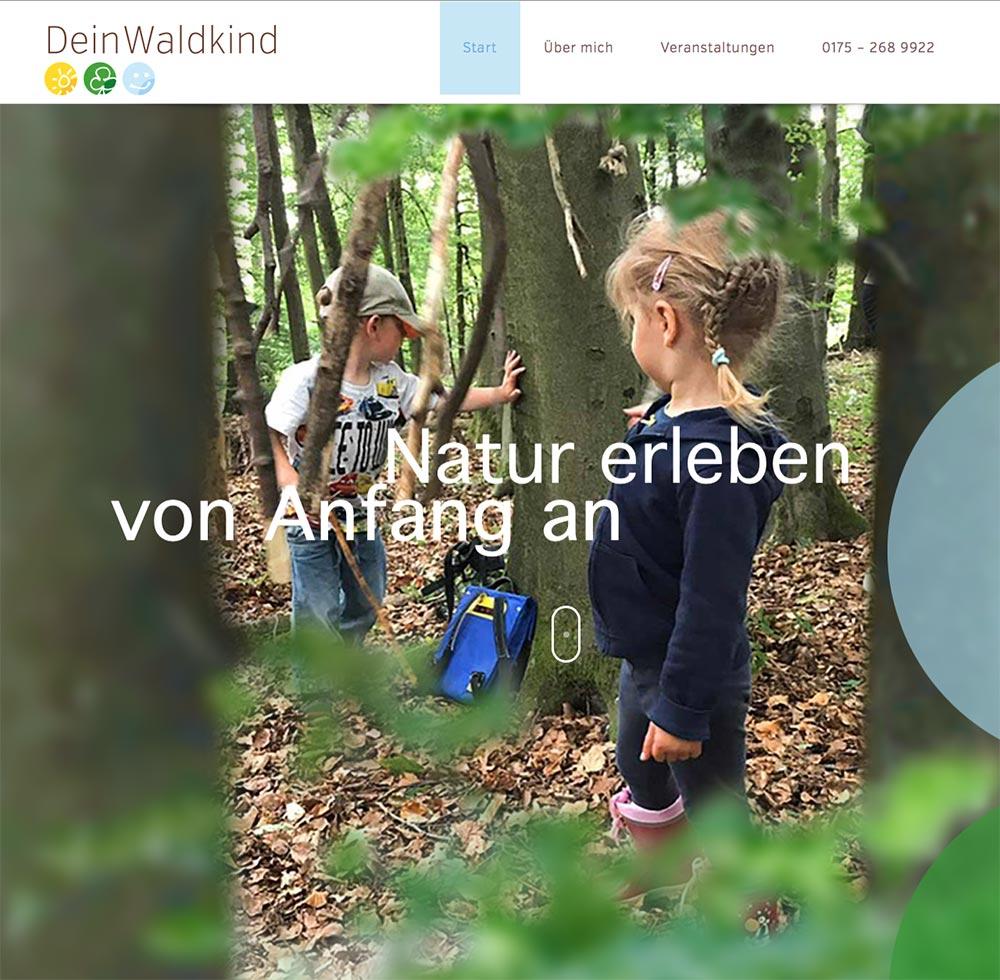 DeinWaldkind Naturpädagogik – Startseite